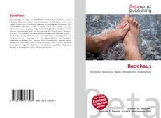 Portada del libro de Badehaus