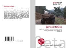 Spinone Italiano kitap kapağı