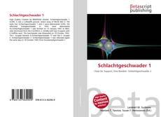 Bookcover of Schlachtgeschwader 1
