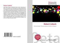 Robert Lebeck的封面