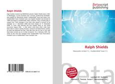 Bookcover of Ralph Shields