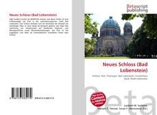 Neues Schloss (Bad Lobenstein) kitap kapağı