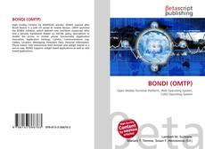 Copertina di BONDI (OMTP)