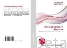 Couverture de Parsing Expression Grammar