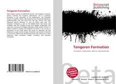 Buchcover von Tongeren Formation