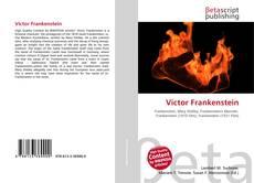 Bookcover of Victor Frankenstein