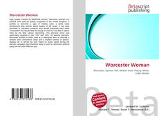 Bookcover of Worcester Woman