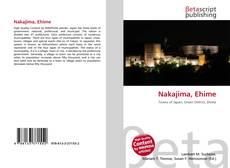 Bookcover of Nakajima, Ehime