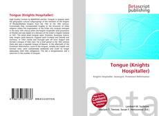 Copertina di Tongue (Knights Hospitaller)