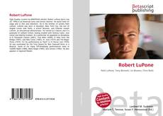 Bookcover of Robert LuPone