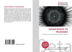 Couverture de School District 19 Revelstoke
