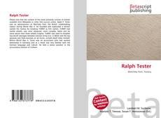 Buchcover von Ralph Tester