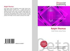 Buchcover von Ralph Thomas