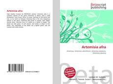 Bookcover of Artemisia afra