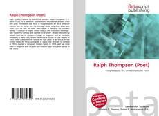 Обложка Ralph Thompson (Poet)