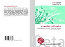 Bookcover of Artemisia californica