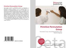 Couverture de Primitive Permutation Group