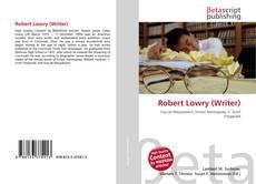 Bookcover of Robert Lowry (Writer)