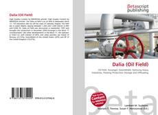 Portada del libro de Dalia (Oil Field)