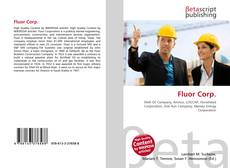 Bookcover of Fluor Corp.