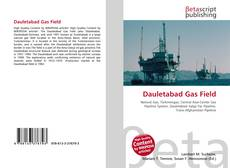 Bookcover of Dauletabad Gas Field