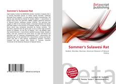 Bookcover of Sommer's Sulawesi Rat