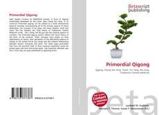 Primordial Qigong的封面