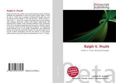 Buchcover von Ralph V. Pruitt