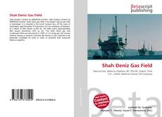Couverture de Shah Deniz Gas Field