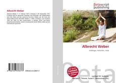Albrecht Weber kitap kapağı