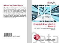 Capa do livro de Extensible User Interface Protocol