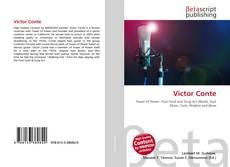 Buchcover von Victor Conte