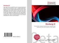 Обложка Warberg IC