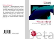 Portada del libro de Primordial (Band)