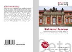 Couverture de Badeanstalt Bamberg