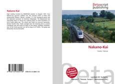 Portada del libro de Nakano-Kai