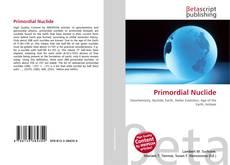 Portada del libro de Primordial Nuclide