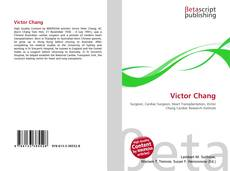 Bookcover of Victor Chang