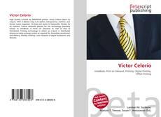 Buchcover von Victor Celorio