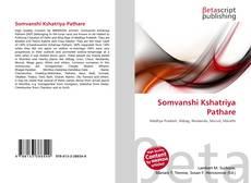 Bookcover of Somvanshi Kshatriya Pathare