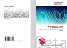 Buchcover von WordPress.com