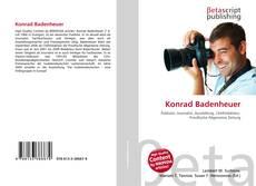 Обложка Konrad Badenheuer