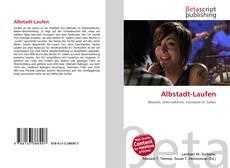 Portada del libro de Albstadt-Laufen