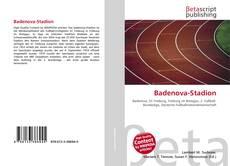 Bookcover of Badenova-Stadion