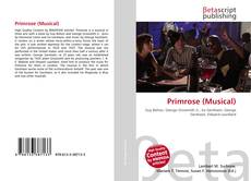 Обложка Primrose (Musical)