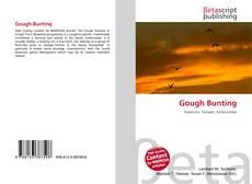 Buchcover von Gough Bunting