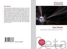 Buchcover von Son Ferrer
