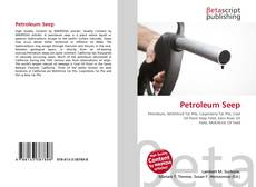 Обложка Petroleum Seep