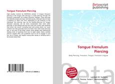 Bookcover of Tongue Frenulum Piercing