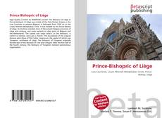 Copertina di Prince-Bishopric of Liège
